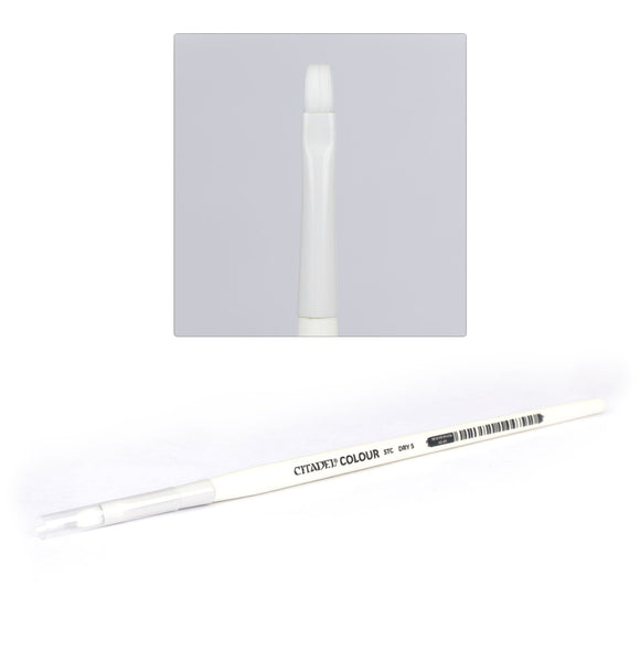 Synthetic Drybrush (Small) Citadel Synthetic Brush Games Workshop