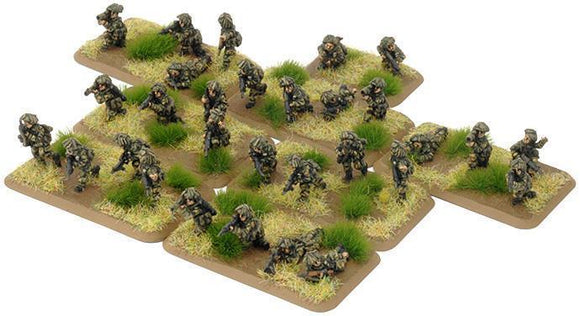 TBR702 Mechanised Platoon Team Yankee battlefront