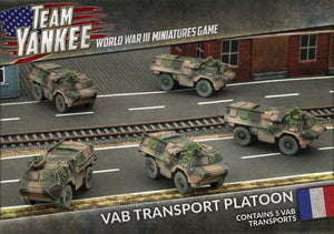 TFBX03 VAB Transport Platoon Team Yankee battlefront