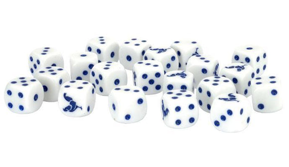 TFR900 Team Yankee French Dice Set (20) Team Yankee battlefront