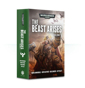 The Beast Arises: Volume 3 (Pb) Warhammer 40000 Games Workshop  (5026435104905)