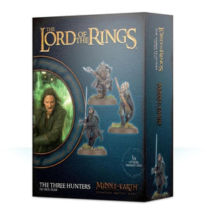 The Three Hunters LOTR/The Hobbit Games Workshop  (5026535243913)