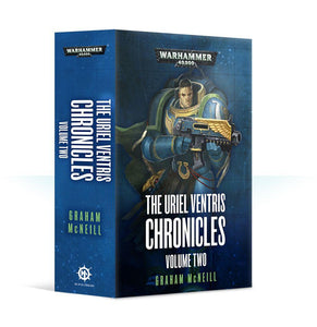 The Uriel Ventris Chronicles: Vol 2 (Pb) Warhammer 40000 Games Workshop  (5026432647305)