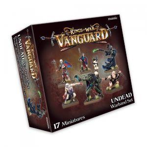 Undead Warband Set Vanguard Mantic Games  (5026517057673)