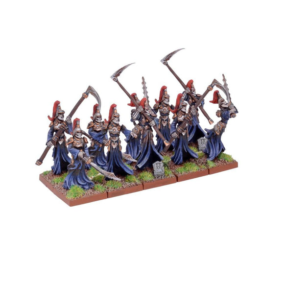 Undead Wraiths Kings of War Mantic Games  (5026520236169)
