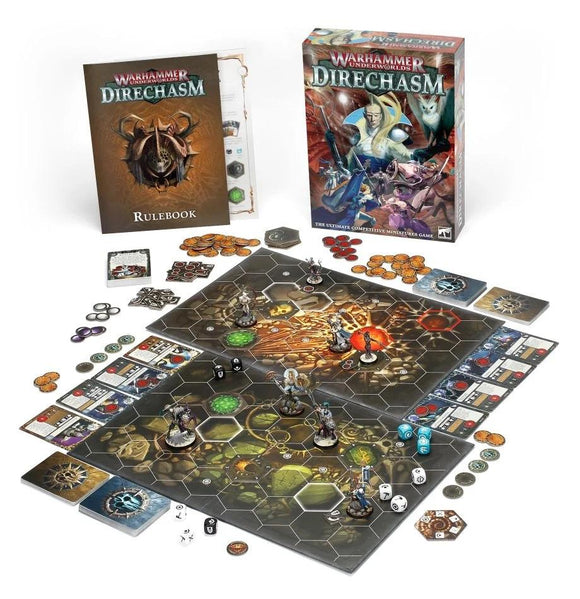 Underworlds Direchasm Underworlds Games Workshop