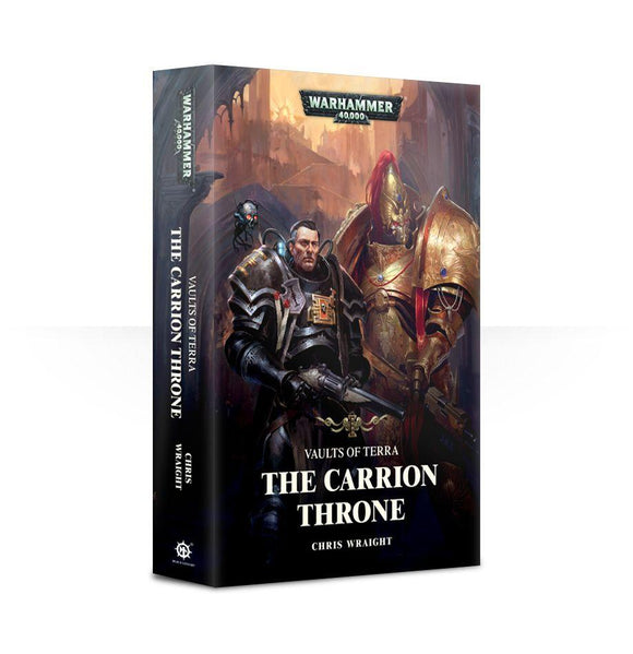 Vaults Of Terra: The Carrion Throne (Pb) Warhammer 40000 Games Workshop  (5026436350089)