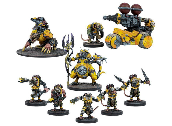 Veer-myn Faction Booster Deadzone Mantic Games