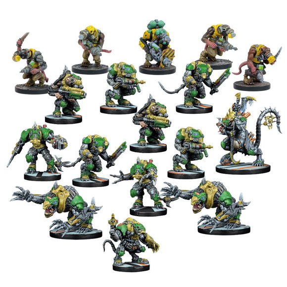 Veer-myn Volt Chasers Faction Starter Deadzone Mantic Games
