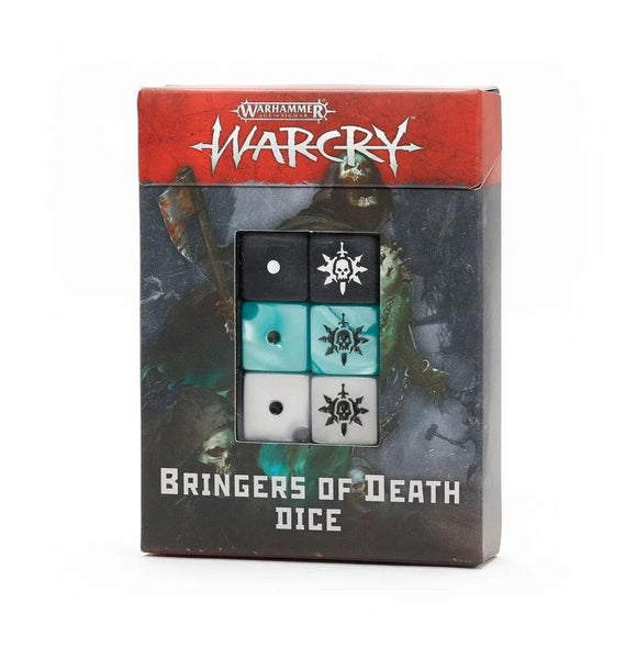 Warcry Bringers Of Death Dice Warcry Games Workshop