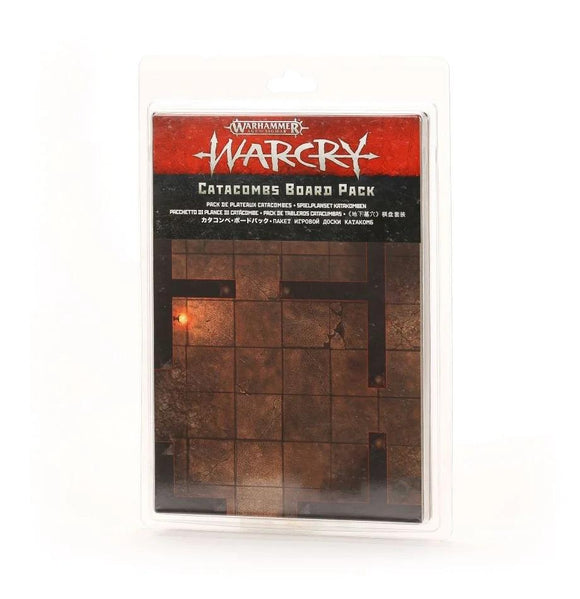 Warcry Catacombs Board Pack Warcry Games Workshop