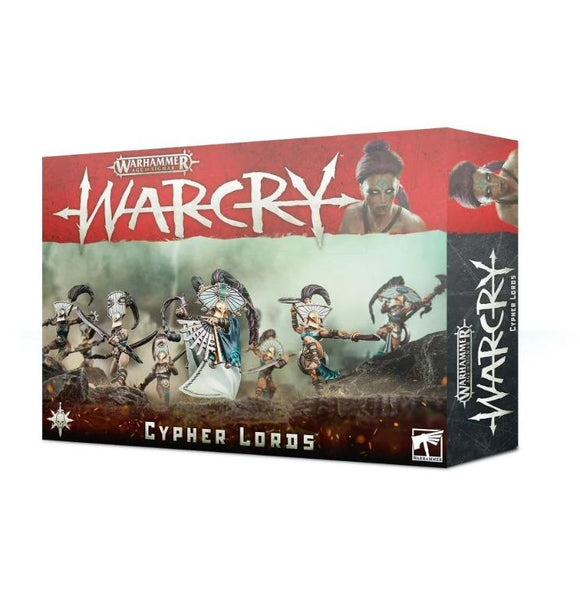 Warcry: Cypher Lords Warhammer Games Workshop  (5026692399241)