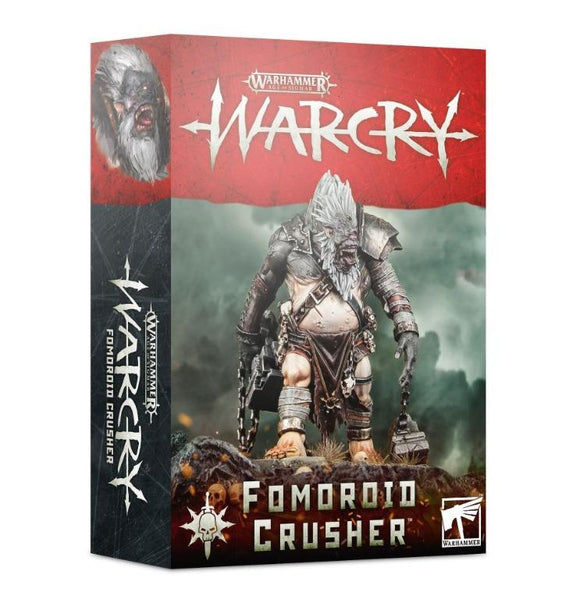 Warcry: Fomoroid Crusher Warhammer Games Workshop  (5026692759689)