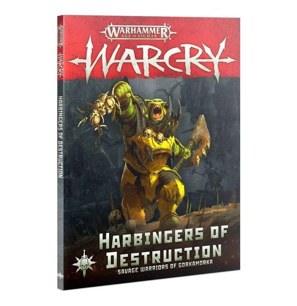 Warcry Harbingers Of Destruction Warcry Games Workshop