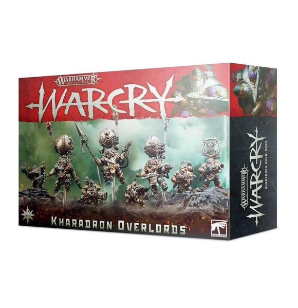 Warcry: Kharadron Overlords Warcry Games Workshop