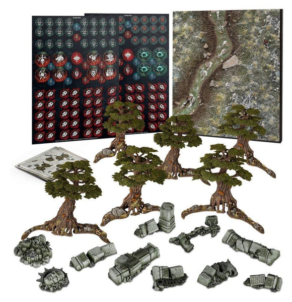 Warcry: Souldrain Forest Warhammer Games Workshop  (5026481012873)