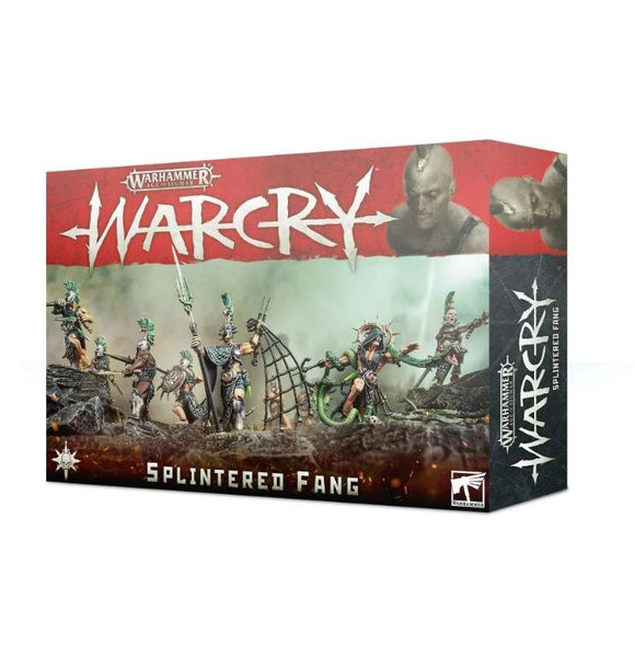Warcry: The Splintered Fang Warhammer Games Workshop  (5026692268169)