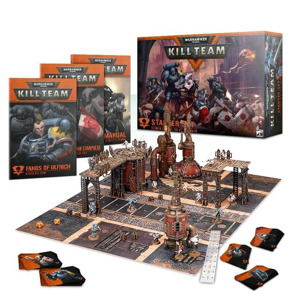 Warhammer 40000: Kill Team (English) Warhammer 40000 Games Workshop  (5026457387145)