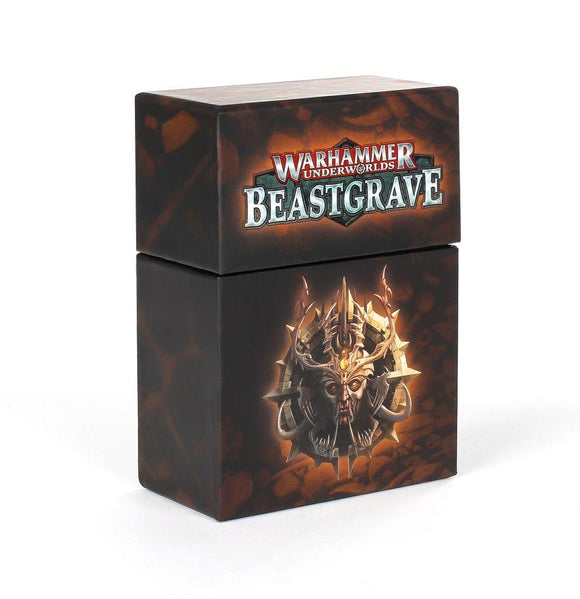 Warhammer Underworlds: Beastgrave Deck Box Generic Games Workshop  (5026699772041)