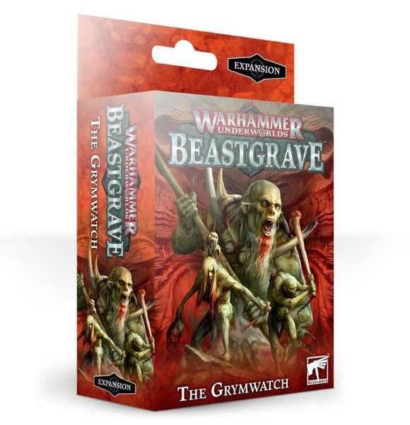 Warhammer Underworlds: Beastgrave The Grymwatch Generic Games Workshop  (5026693480585)