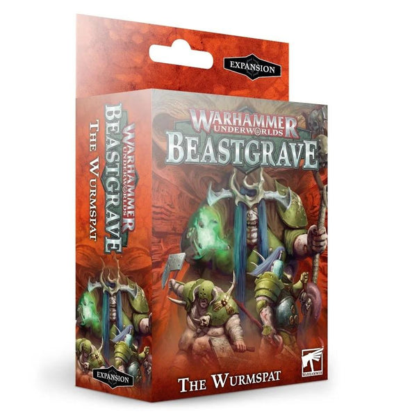 Warhammer Underworlds: Beastgrave The Wurmspat Generic Games Workshop  (5026693382281)
