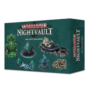 Warhammer Underworlds: Nightvault Arcane Hazards Generic Games Workshop  (5026693546121)