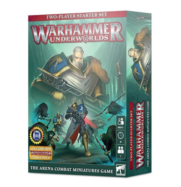 Warhammer Underworlds: Starter Set Underworlds Games Workshop