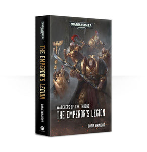 Watchers/Throne: The Emperor'S Legion Pb Warhammer 40000 Games Workshop  (5026435629193)