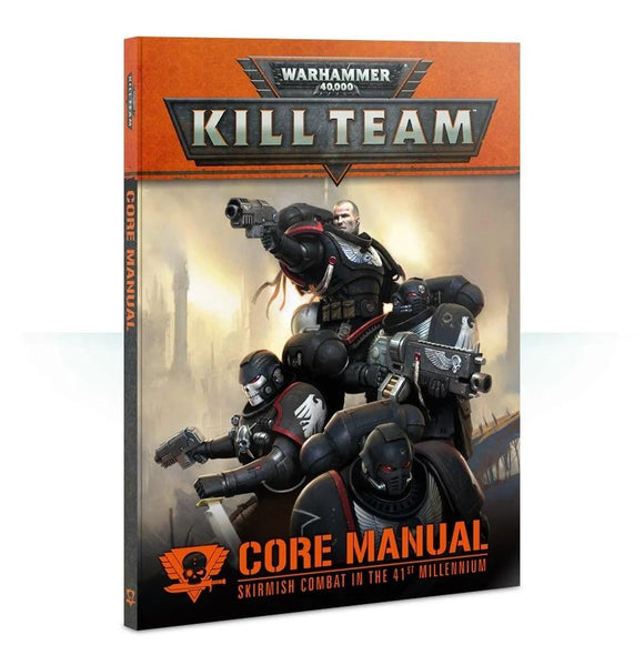 Wh40K: Kill Team Core Manual (English) Warhammer 40000 Games Workshop  (5026457485449)