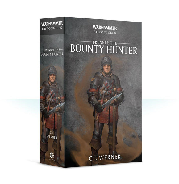 Whc: Brunner The Bountyhunter (Pb) Warhammer Games Workshop  (5026468036745)