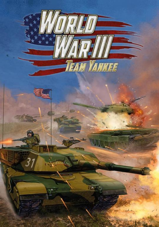 WW3-01 World War III Team Yankee Rulebook Team Yankee battlefront