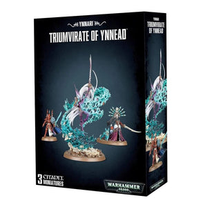 Ynnari: Triumvirate Of Ynnead Warhammer 40000 Games Workshop  (5026451652745)