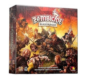Zombicide Black Plague CMON CMON  (5026701672585)