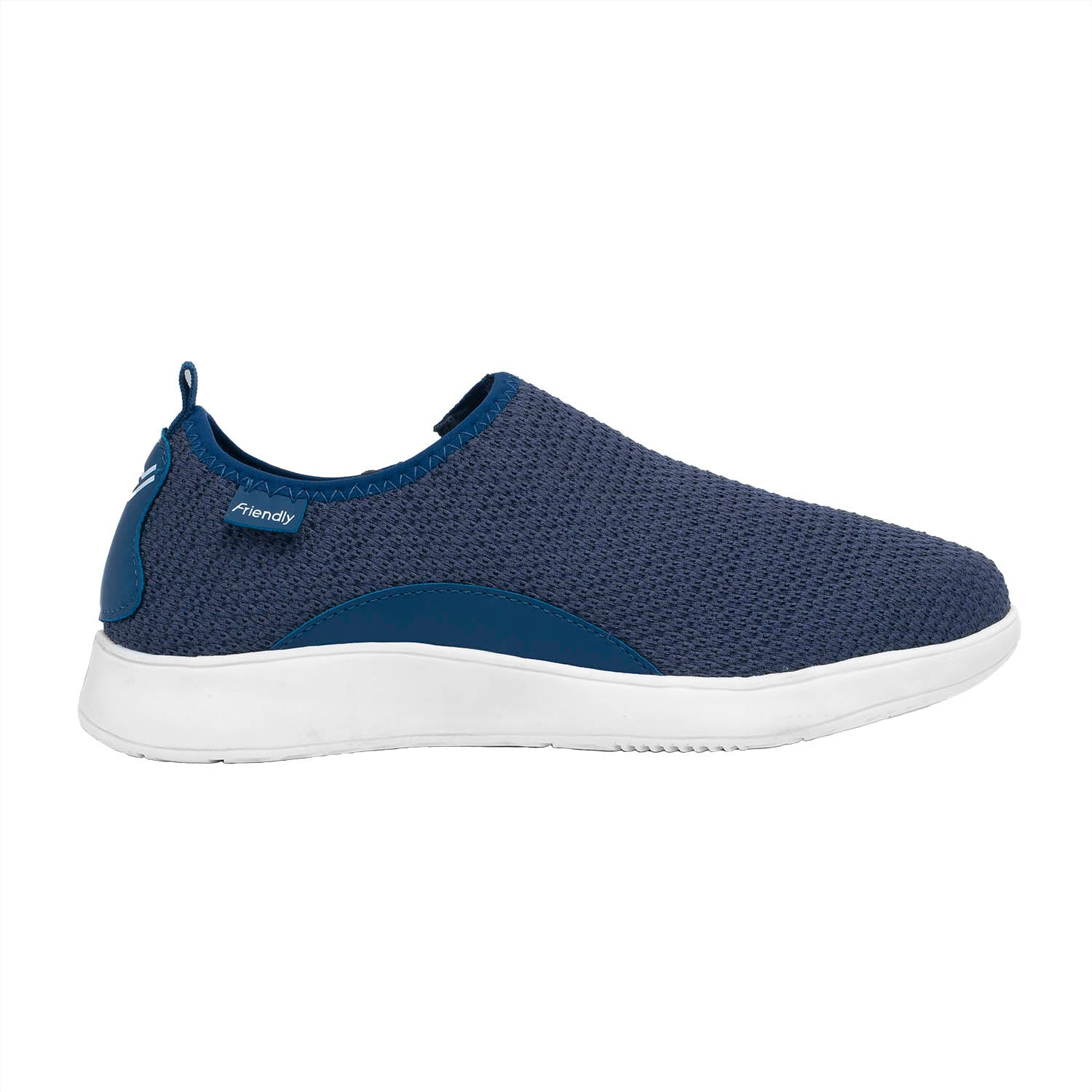 Women's Friendly Flex / Dress Blue Shoe