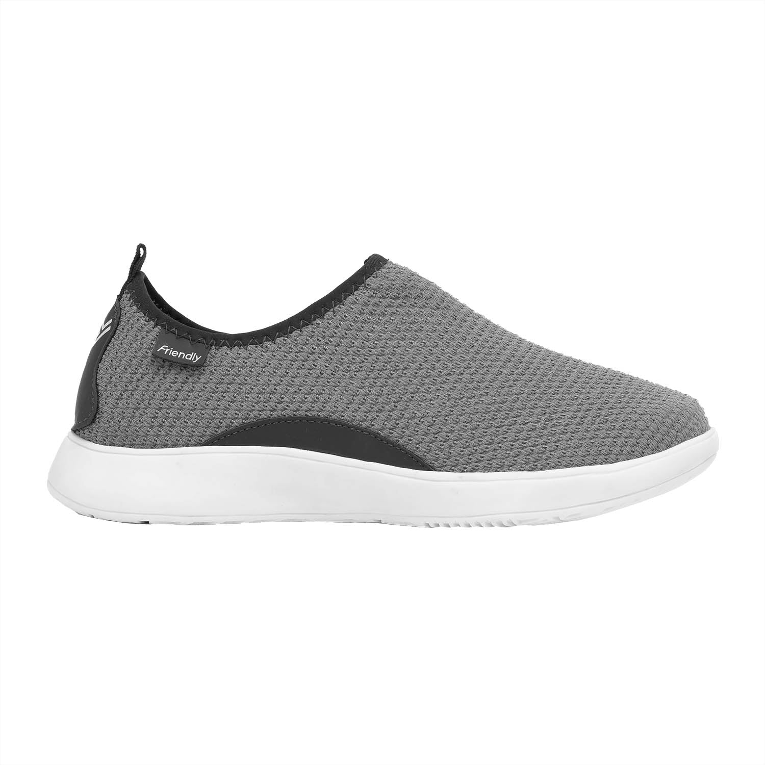 Women's Friendly Flex / Castlerock Grey Shoe