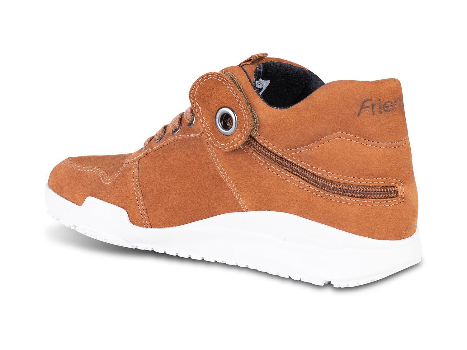 Men's Medimoto Brown Suede Shoe