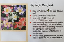 Load image into Gallery viewer, Aquilegia