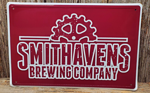 Smithavens Tacker Sign