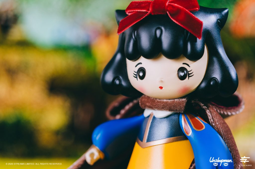 Unsleepman Snow White Set – Snow White Mio and Prince Kuroro Limited Edition