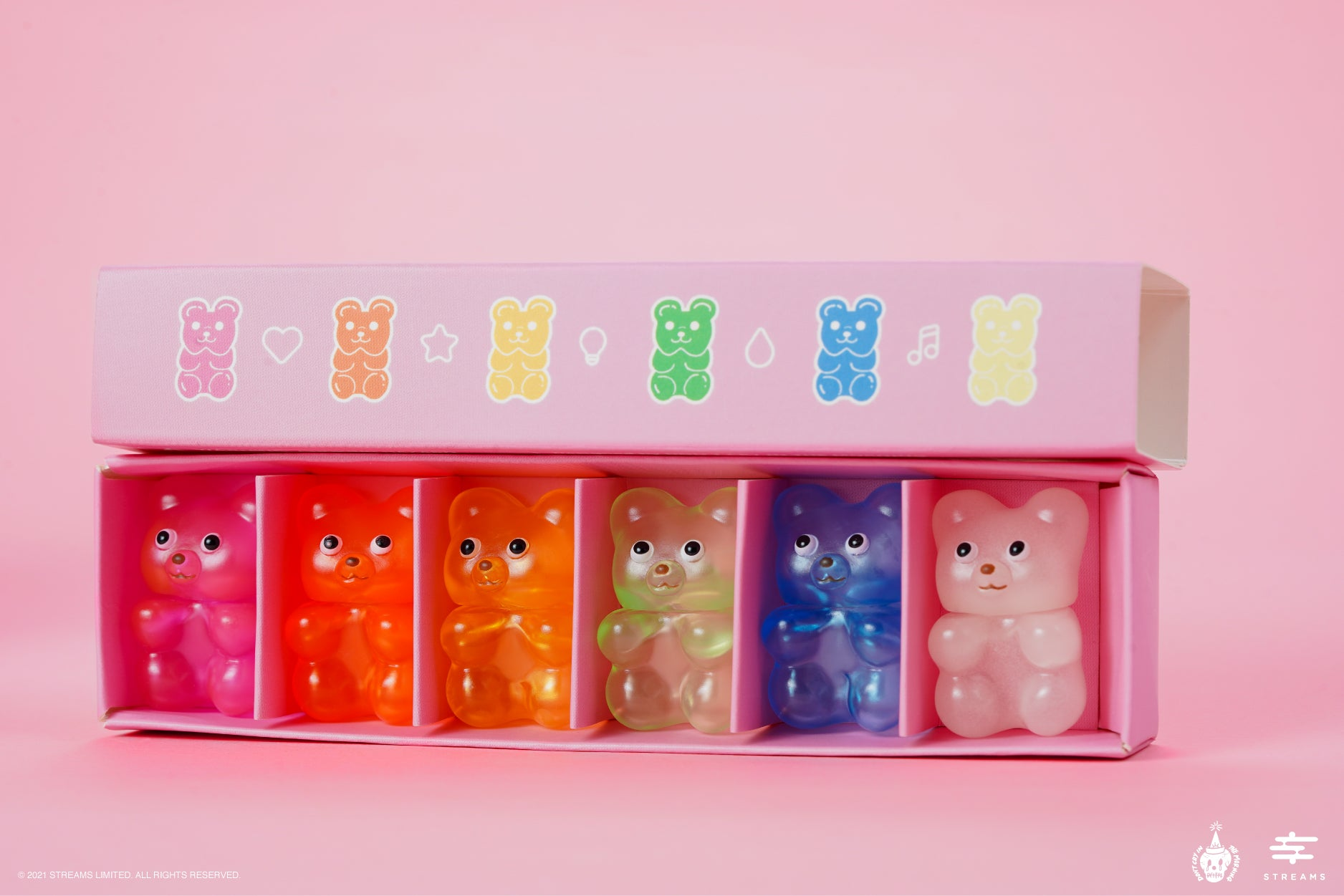 DCITM Gummy Fuku Bear Set
