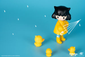 Unsleepman MIO Ducky Raincoat Limited Edition Pre-Order