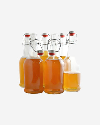 16 oz. Swing Top Bottles  |  6 pack
