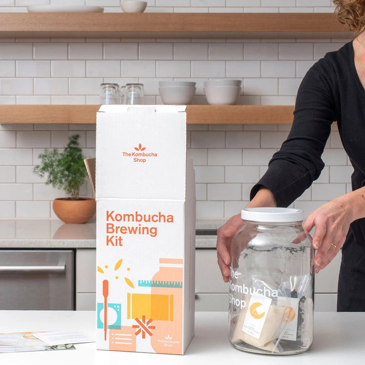 Kombucha Brewing Kit