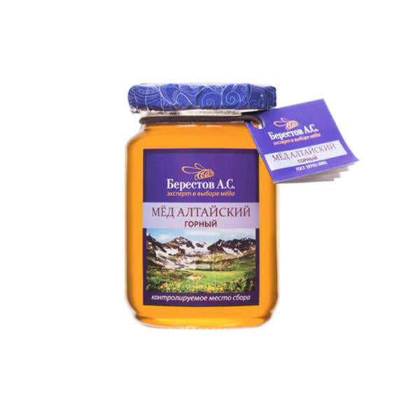 Mountain Honey Altaysvet, 8.46 oz