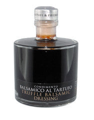 Truffle balasamic vinegar
