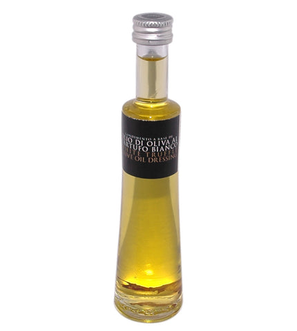 White truffle olive oil dressing