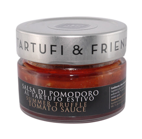 Tomato sauce with summer truffle