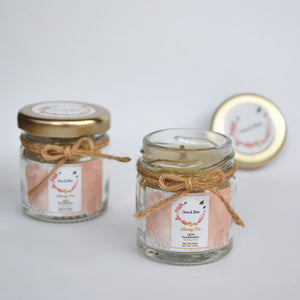 Baby Bee Candles-Set of 2