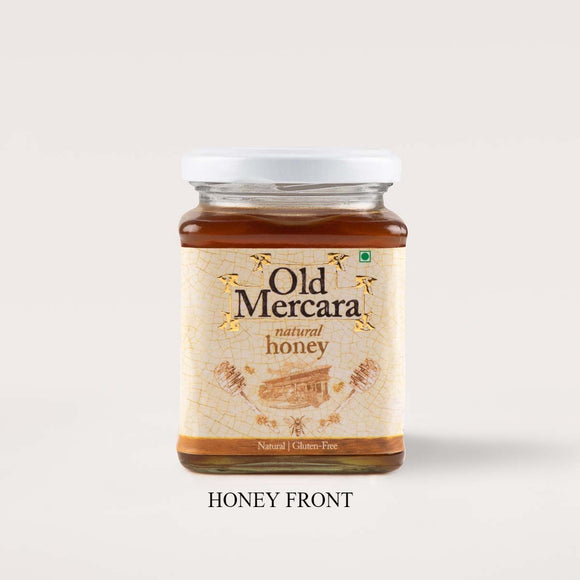 Honey By Old Mercara