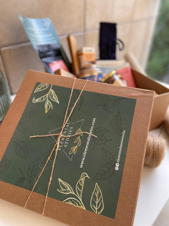 The Elemental Stories Lifestyle Hamper